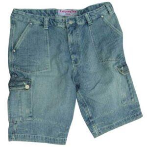jeans Short Pant